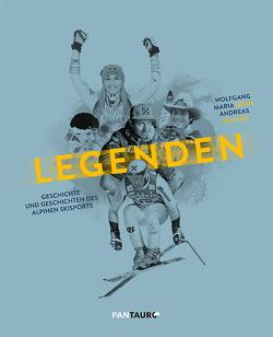 Legenden von Gran,  Wolfgang Maria, Schaad,  Andreas