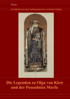 Legenden der Rus von Winsmann,  Joachim, Wolkonsky,  Sinaida