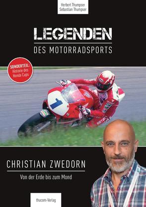 Legenden des Motorradsports von Berger,  Roland, Thumpser,  Herbert, Thumpser,  Sebastian