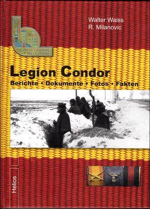 Legion Condor Band 3 von Waiss,  Walter