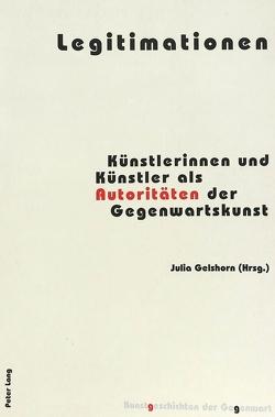 Legitimationen von Gelshorn,  Julia