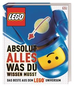 LEGO® Absolut alles was du wissen musst von Hugo,  Simon