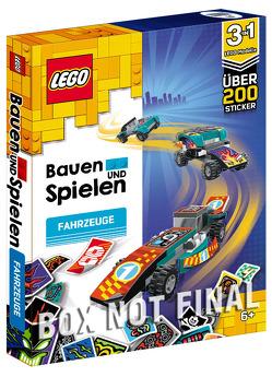 LEGO® – Bauen und Spielen – Fahrzeuge