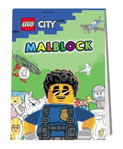 LEGO® City – Malblock
