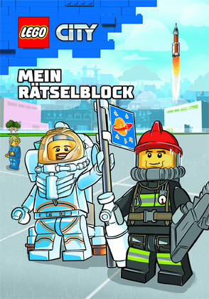 LEGO® City – Mein Rätselblock