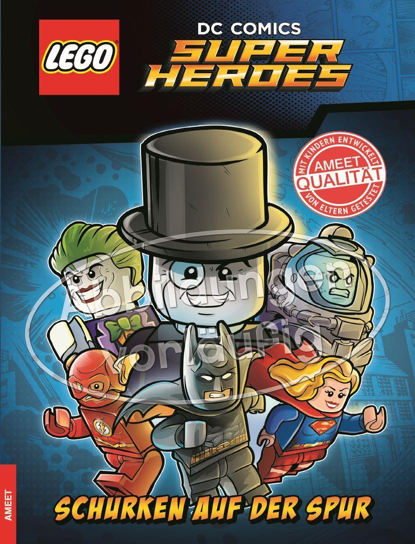 LEGO® DC COMICS SUPER HEROES Schurken auf der Spur von :