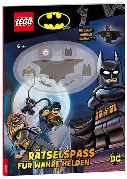 LEGO® DC – Rätselspaß für wahre Helden