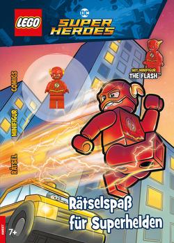 LEGO® DC Superheroes – Rätselspaß für Superhelden