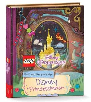 LEGO® Disney Prinzessin™ – Das große Buch der Disney-Prinzessinnen