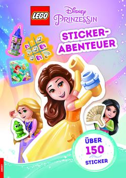 LEGO® Disney Prinzessin™ Stickerabenteuer