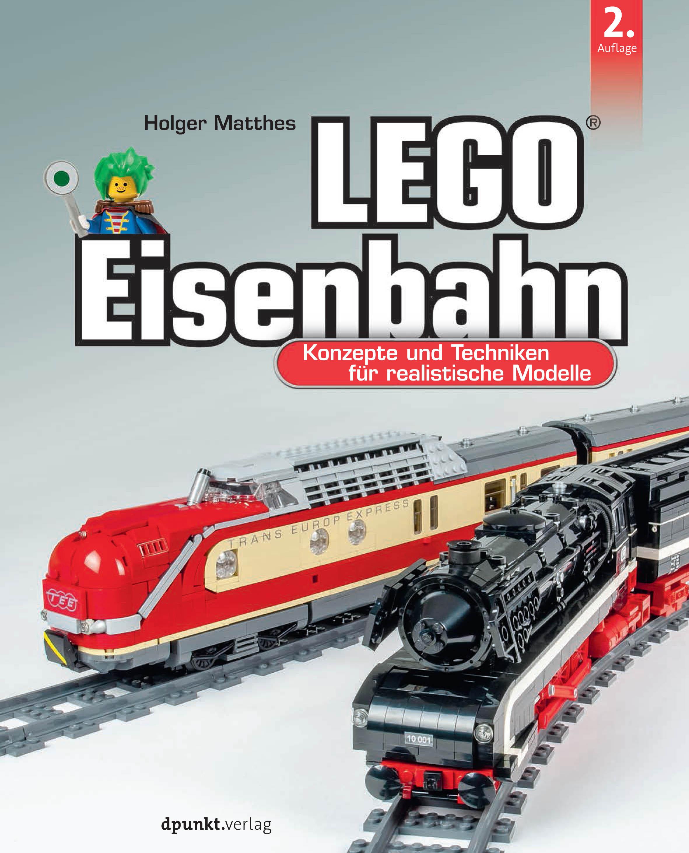 Lego Eisenbahn Von Matthes Holger Konzepte Und Techniken Für Real