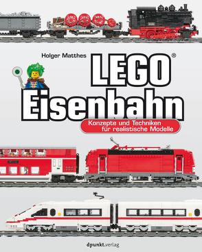 LEGO-Eisenbahn von Matthes,  Holger
