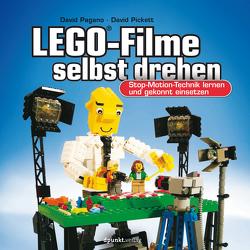 LEGO®-Filme selbst drehen von Gronau,  Volkmar, Pagano,  David, Pickett,  David