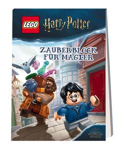 LEGO® Harry Potter™ – Mein magischer Rätselblock
