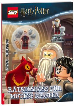 LEGO® Harry Potter™ – Rätselspaß für mutige Magier