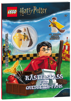 LEGO® Harry Potter™ – Rätselspaß für Quidditch-Fans