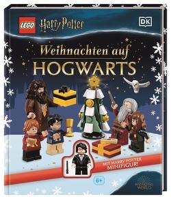 LEGO® Harry Potter Weihnachten auf Hogwarts von Heller,  Simone