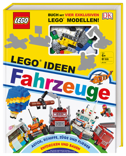 LEGO® Ideen Fahrzeuge von Skene,  Rona