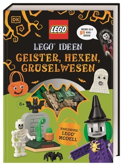 LEGO® Ideen Geister, Hexen, Gruselwesen von Heller,  Simone, March,  Julia