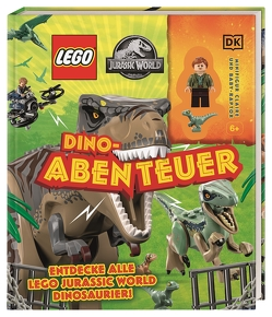 LEGO® Jurassic World™ Dino-Abenteuer von Heller,  Simone, Saunders,  Catherine