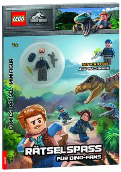 LEGO® Jurassic World – Rätselspaß für Dinofans