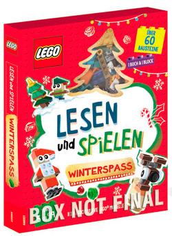 LEGO® – Lesen und Spielen – Winterspaß