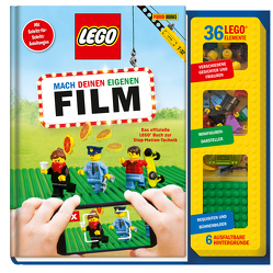 LEGO® Mach deinen eigenen Film: Das offizielle LEGO® Buch zur Stop-Motion-Technik von Harpin,  Caitlin, Kasprzak,  Andreas, Morr,  James, Williamson,  Tommy