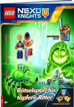 LEGO® NEXO KNIGHTS™ – Rätselspaß für tapfere Ritter