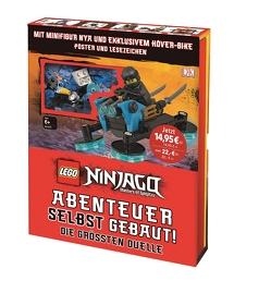 LEGO® NINJAGO® Abenteuer selbst gebaut! Die größten Duelle von Hugo,  Simon