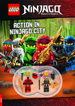LEGO® NINJAGO® – Action in Ninjago City