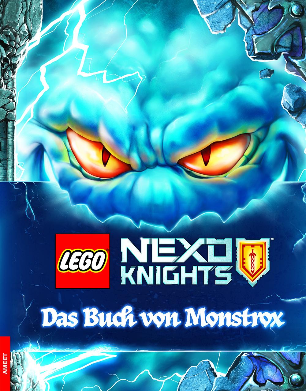 Nexo Knights Verbotene Kräfte Ausmalbilder : Nexo Knights Alle B Cher Und Publikation Zum Thema
