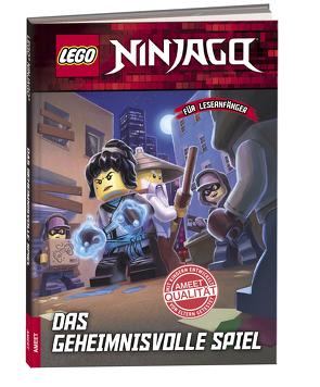 LEGO® NINJAGO® – Das geheimnisvolle Spiel