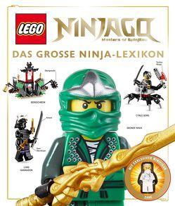 LEGO® NINJAGO® Das große Ninja-Lexikon von Dolan,  Hannah