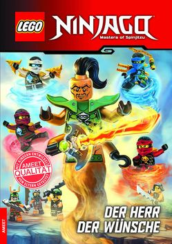LEGO® NINJAGO® – Der Herr der Wünsche