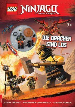 LEGO® NINJAGO® – Die Drachen sind los