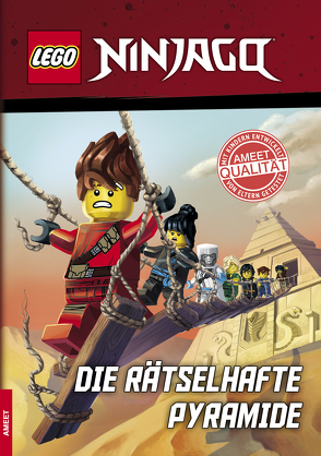 LEGO® NINJAGO® – Die rätselhafte Pyramide