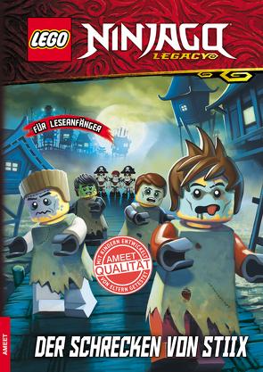 LEGO® NINJAGO® – Der Schrecken von Stiix