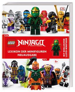 LEGO® NINJAGO® Lexikon der Minifiguren von Sipi,  Claire