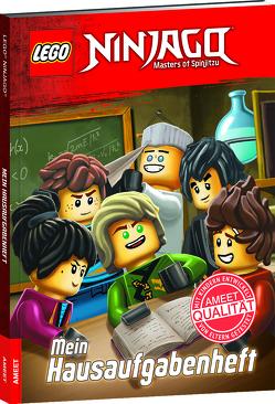 LEGO® NINJAGO® – Mein Hausaufgabenheft