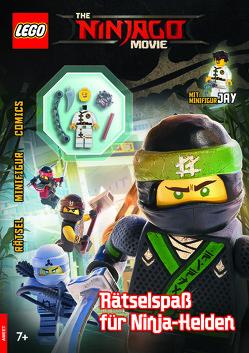 LEGO® NINJAGO® Movie – Rätselspaß für Ninja-Helden
