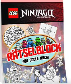 LEGO® NINJAGO® Rätselblock für coole Ninja