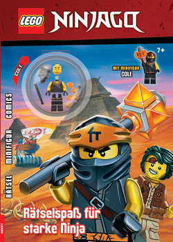 LEGO® NINJAGO® – Rätselspaß für starke Ninja