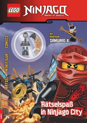 LEGO® NINJAGO® – Rätselspaß in Ninjago City