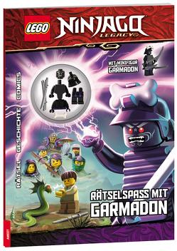 LEGO® Ninjago® – Rätselspaß mit Garmadon