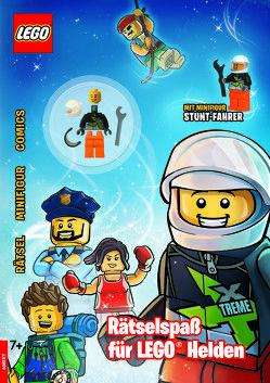 LEGO® – Rätselspaß für LEGO® Helden