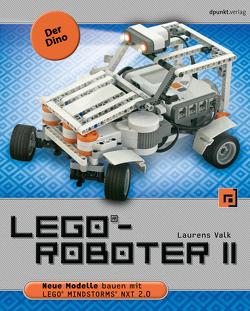 LEGO®-Roboter II – Der Dino von Gronau,  Volkmar, Valk,  Laurens