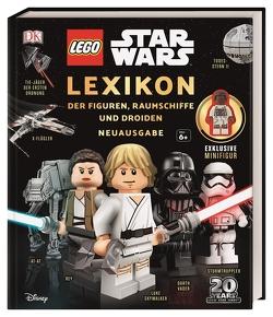 LEGO® Star Wars™ Lexikon der Figuren, Raumschiffe und Droiden von Beecroft,  Simon, Fry,  Jason, Hugo,  Simon