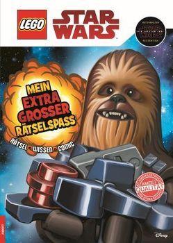 LEGO® Star Wars™ – Mein extragroßer Rätselspaß