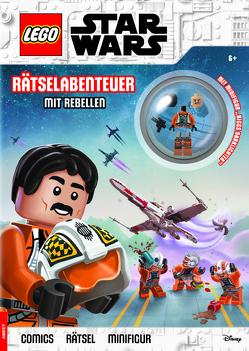 LEGO® Star Wars™ – Rätselabenteuer mit Rebellen