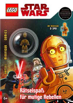 LEGO® Star Wars™ Rätselspaß für mutige Rebellen